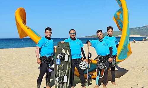 Kitesurf Group Lessons