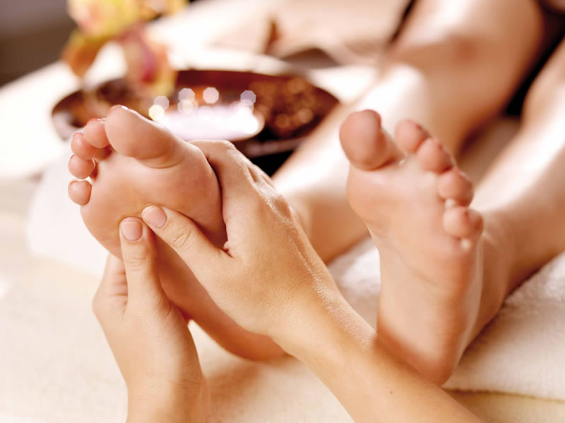Massages & Reflexology