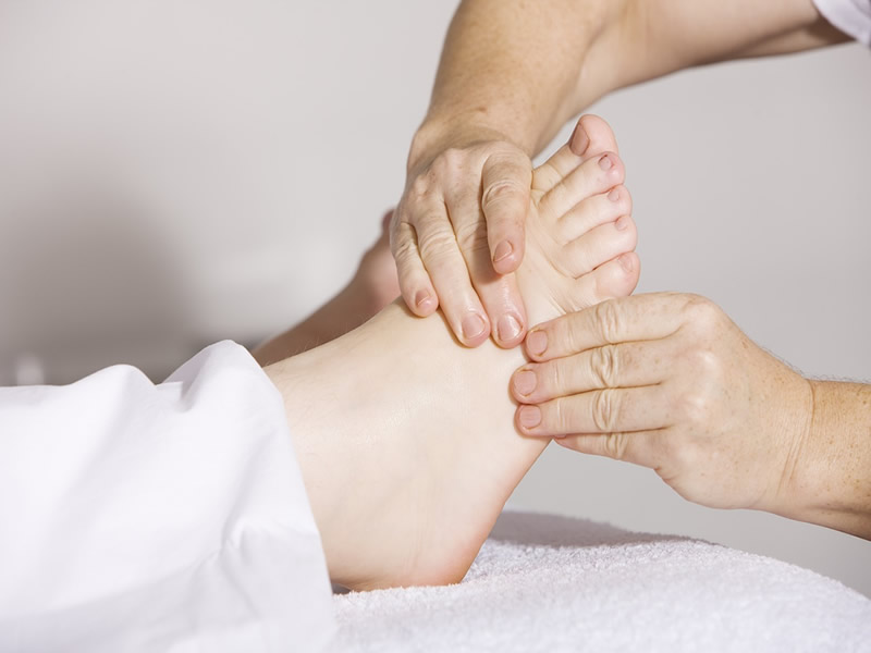 Massages and Reflexology